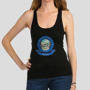 Nevada Seal Racerback Tank Top