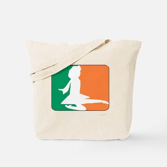 ID TriColor Girl DARK 10x10_apparel Tote Bag