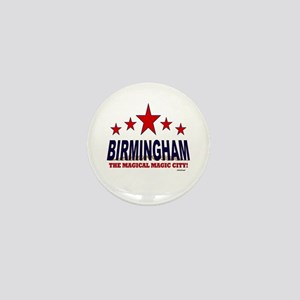 Birmingham The Magical City Mini Button