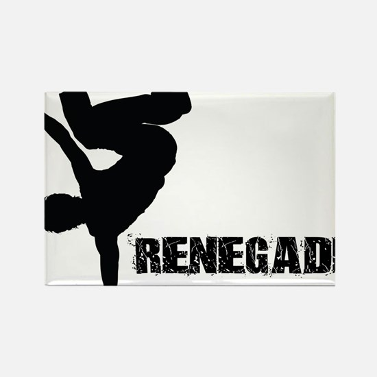 Renegade master rectangle magnet