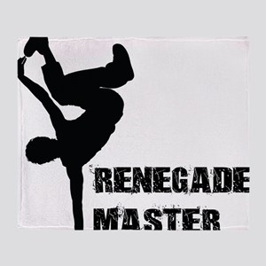 Renegade Master Throw Blanket