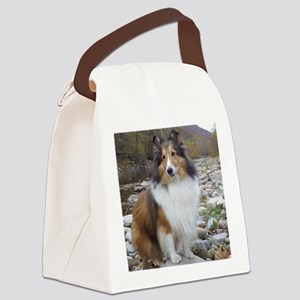 caleb creek Canvas Lunch Bag