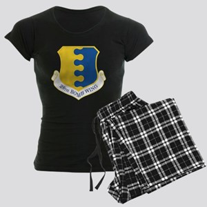 USAF 28th Bomb Wing Women's Dark Pajamas