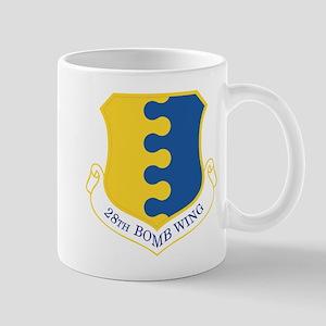 USAF 28th Bomb Wing 11 oz Ceramic Mug