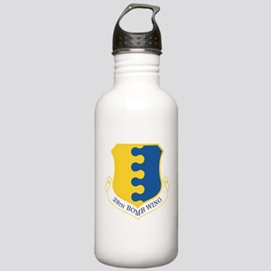 USAF 28th Bomb Wing Stainless Water Bottle 1.0L