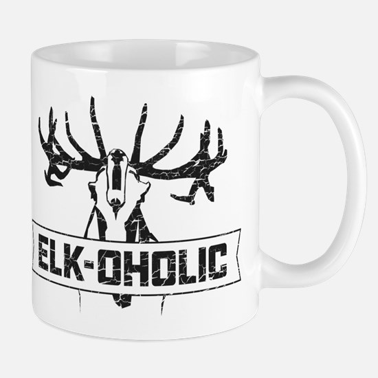 Elk-oholic Mug