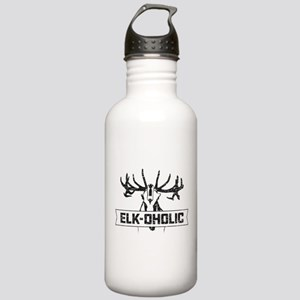 Elk-oholic Stainless Water Bottle 1.0L