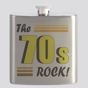 the 70s rock 2 Flask
