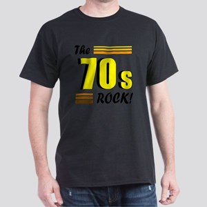 the 70s rock 2 Dark T-Shirt