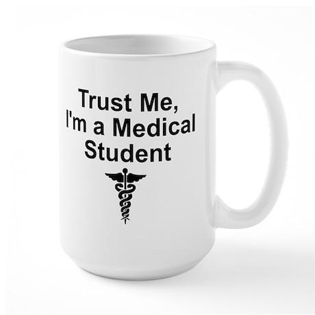 Med Student Large Mug