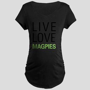 livemagpie Maternity Dark T-Shirt
