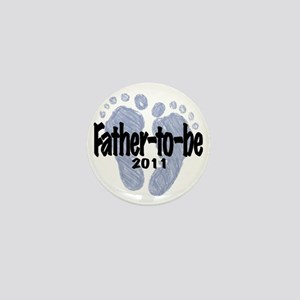 Father to be 2011 Mini Button