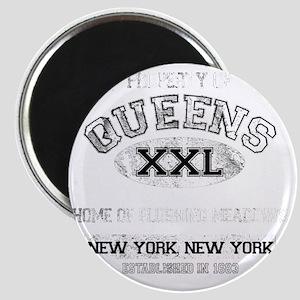 queens dark Magnet