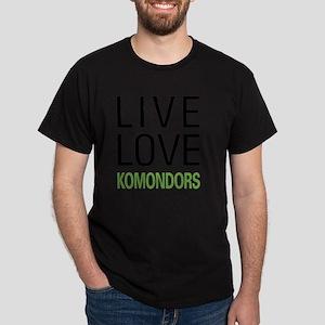 livekomondor Dark T-Shirt