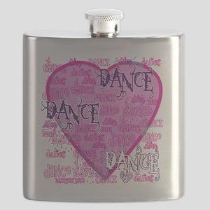 dance dance dance purple text copy Flask