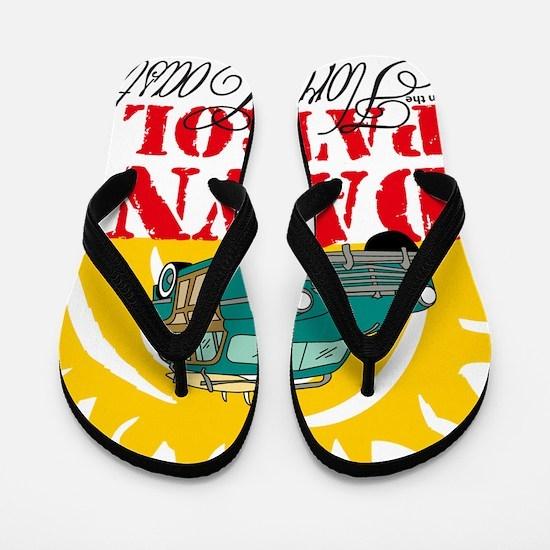 FLDawnPatroliPad Flip Flops