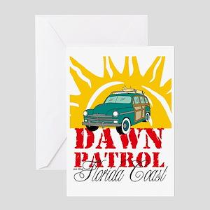 FLDawnPatroliPad Greeting Card