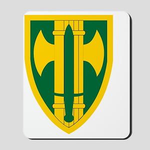 18th MP Brigade Mousepad