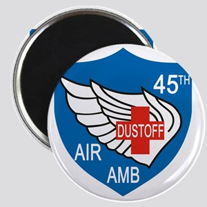 45th Medical Dustoff Patch Magnet