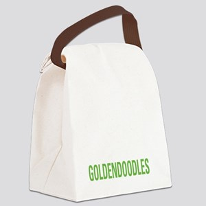 livegoldendood2 Canvas Lunch Bag