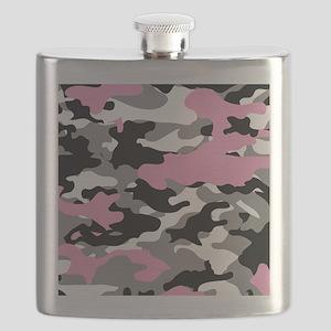 PINK CAMO IPAD CASE Flask