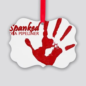 spankedPL Picture Ornament