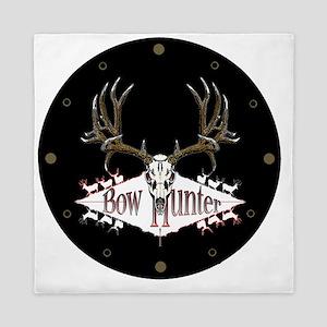 bow hunt Queen Duvet
