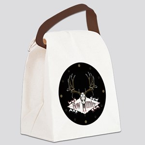 bow hunt Canvas Lunch Bag