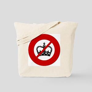 no-crowns Tote Bag