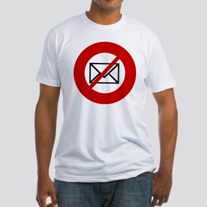 no-email Fitted T-Shirt