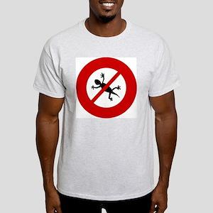 no-geckos Light T-Shirt
