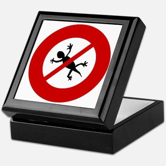 no-geckos Keepsake Box