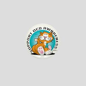 OCD-Cat Mini Button