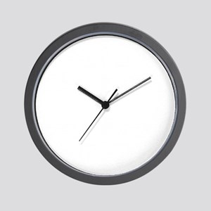 FleurMedWtr459_ipad Wall Clock