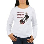 Natural Selection Women's Long Sleeve T-Shirt