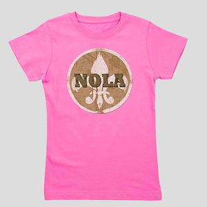 NOLA Girl's Tee