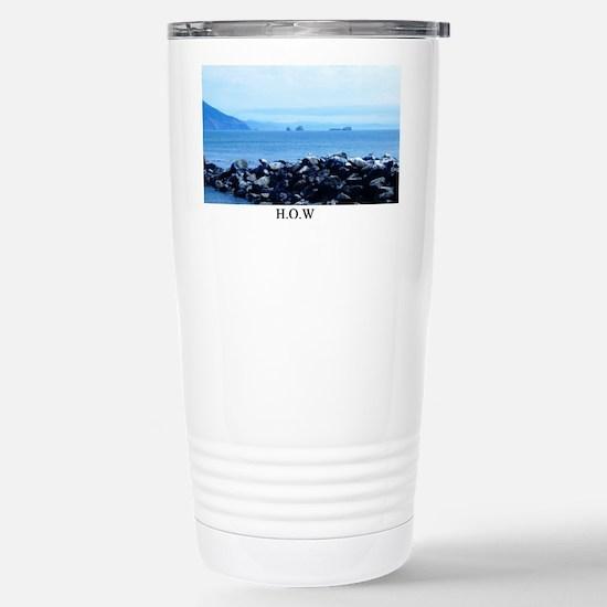 HOW Stainless Steel Travel Mug