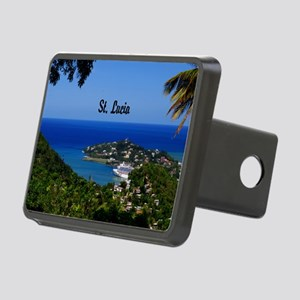 St Lucia 20x16 Rectangular Hitch Cover