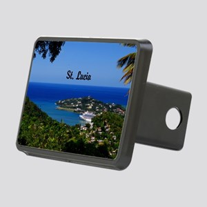 St Lucia 35x23 Rectangular Hitch Cover