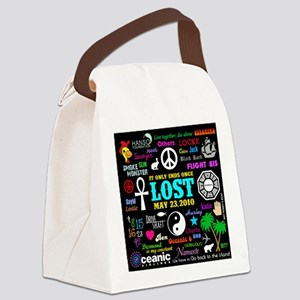 443 Lostmem Canvas Lunch Bag