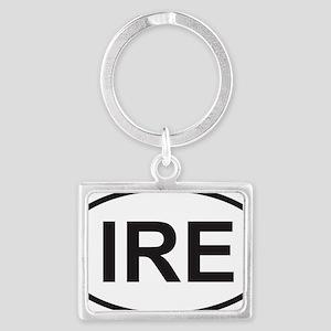 IRE Landscape Keychain