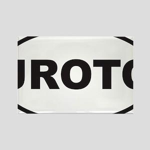 JROTC Rectangle Magnet