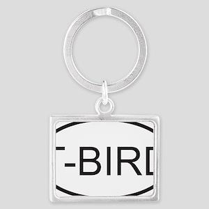 TBIRD Landscape Keychain