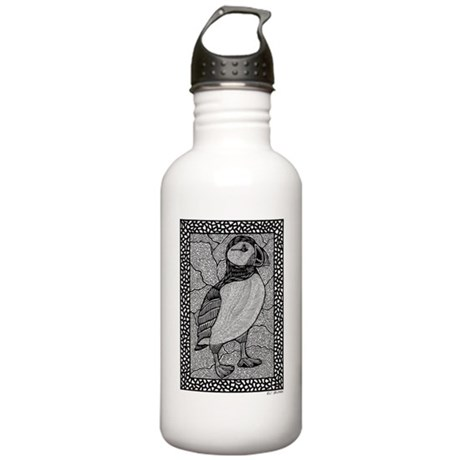 Puffin Stainless Water Bottle 1.0L