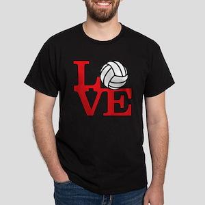 LoveVB-red Dark T-Shirt