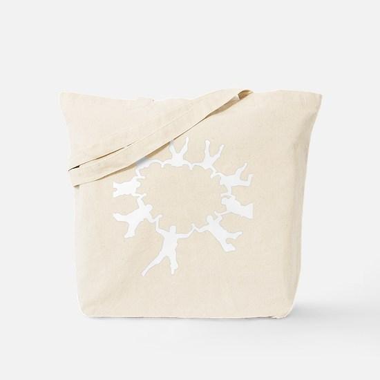 skydive1b Tote Bag