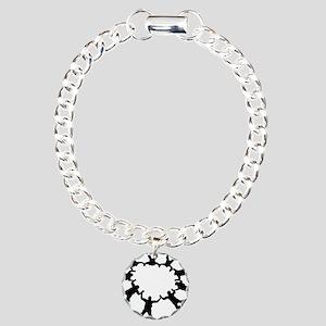 skydive1a Charm Bracelet, One Charm