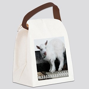 maaaaaaaahhhhhh Canvas Lunch Bag