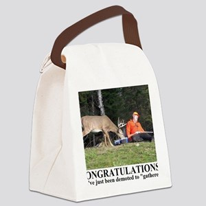 CONGRATULATIONS2 Canvas Lunch Bag