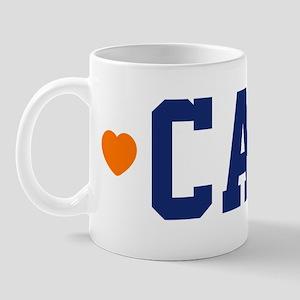 Love C BB Mug